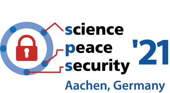 Science Peace Security '21