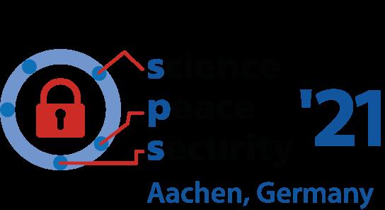Science Peace Security '21